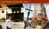 Local Tastes of the City Tour/SF Food Tours - North Beach: Eat Your Way Through Little Italy for $40 ($59 Value)