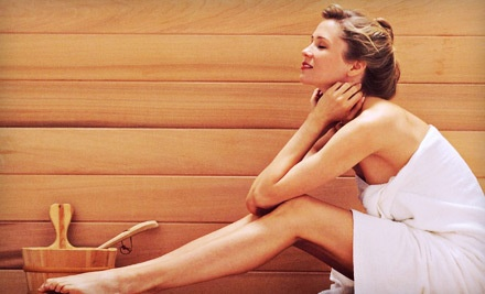 3 Infrared-Sauna Sessions - Core Essentials Pilates in Charleston