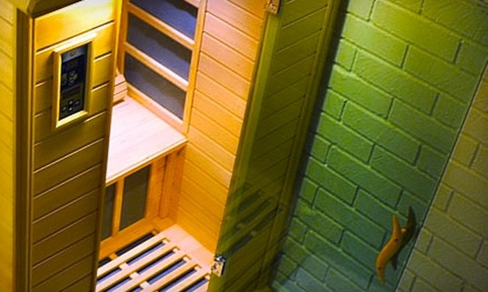 PerSauna - Redondo Beach: $15 for a 40-Minute Infrared Sauna Session at PerSauna in Redondo Beach ($37 Value)