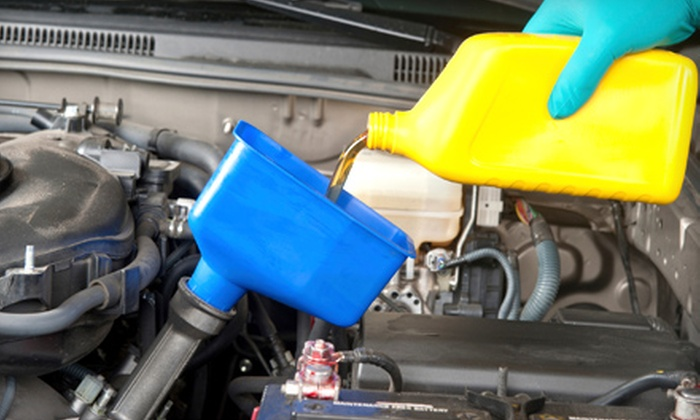 Car Guy LLC - Chandler: $29 for Three Oil Changes with New Filter at Car Guy LLC (Up to $74.97 Value)