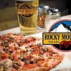 Half Off at Rocky Mountain Pizza