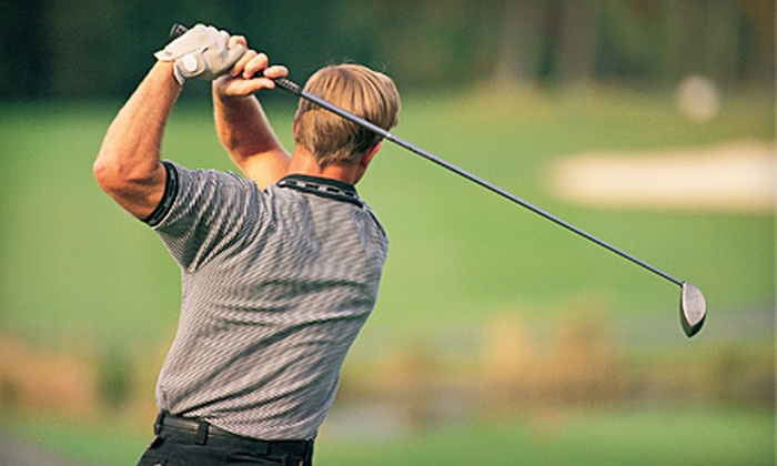 Center Valley Club - Center Valley: $80 for an 18-Hole Golf Outing with Cart, Range Ball, and Drinks for Two at Center Valley Club (Up to $164 Value)