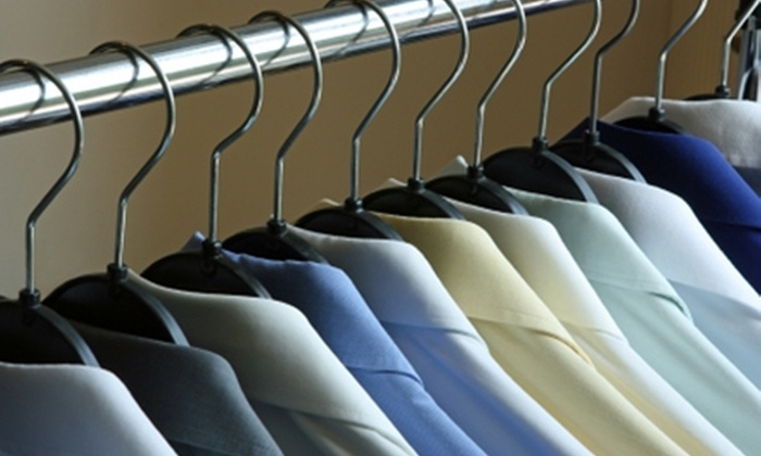77 Green Dry Cleaners - Multiple Locations: $15 for $30 Worth of Dry Cleaning or Jean Alterations at 77 Green Dry Cleaners. Three Locations Available.