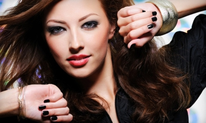 Elysian Salon & Spa - Rochester Hills: $75 for a European Facial, Mani-Pedi, and Hair Style at Elysian Salon & Spa in Rochester Hills ($150 Value)