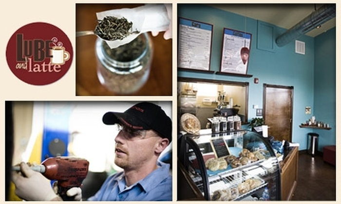 Lube and Latte - Applewood: $30 for a Comprehensive Tune-Up at Lube and Latte ($80 Value)