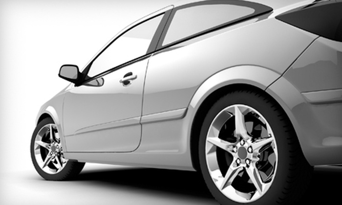 Deluxe Car Wash - Chittenden: Complete Detail or Five Car Washes at Deluxe Car Wash in Waukegan (Up to 67% Off)