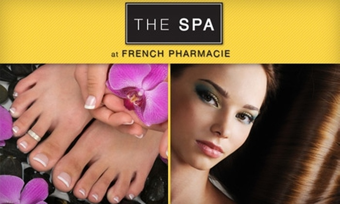 French Pharmacie - Central Indianapolis: Spa Services at French Pharmacie. Choose One of Three Options.