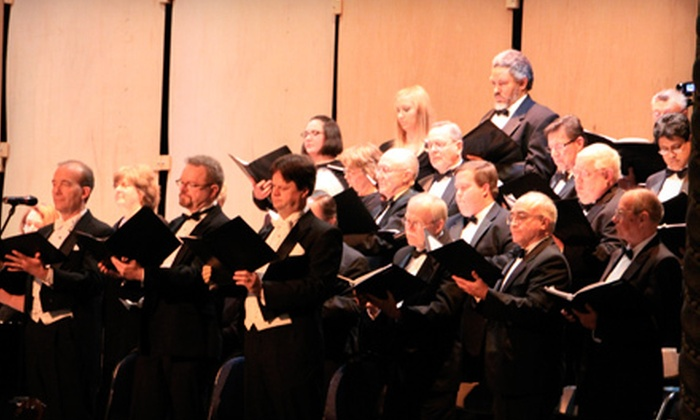 """""""Petite Messe Solennelle"""" - Multiple Locations: $20 for Outing for Two to Downers Grove Choral Society Concert (Up to $40 Value). Two Options Available."""