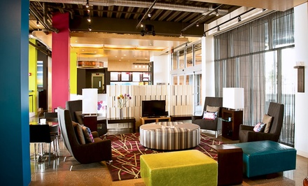 Option 1: One-Night Stay, Valid for Check In SundayThursday  - Aloft Winchester in Winchester