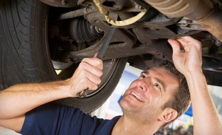 1 Oil-Change Package (a $39.95 value) - Jet Chevrolet in Federal Way