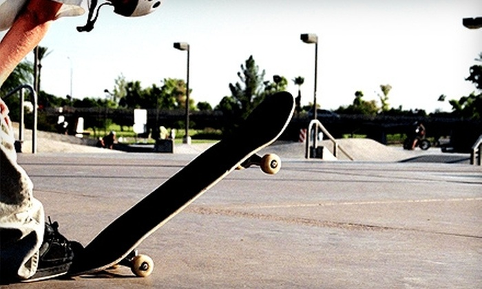 Concrete Wave - Worcester: $15 for $30 Worth of Skate and Snowboard Gear at Concrete Wave