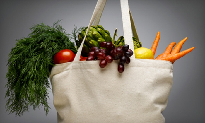 BetterHealth Market - Multiple Locations: $10 for $20 Worth of Groceries and Vitamins at The BetterHealth Store