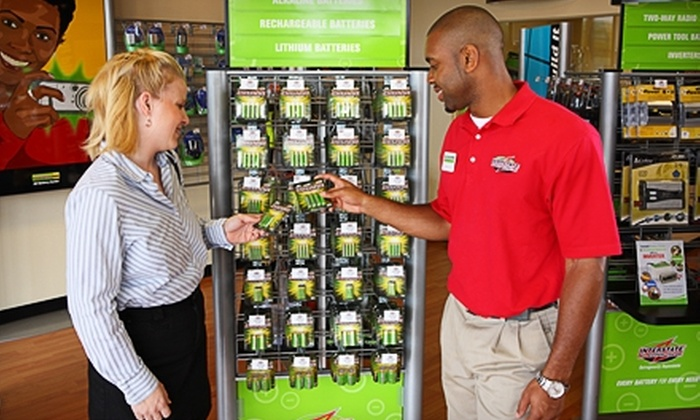Interstate All Battery Center - Raleigh Hills: $10 for $20 Worth of Batteries and More at Interstate All Battery Center