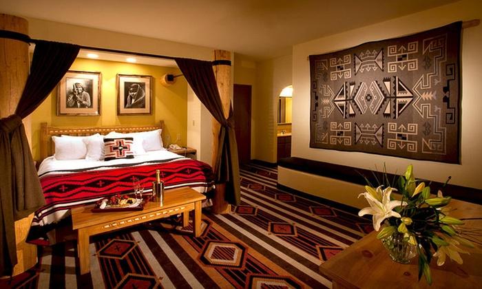 The Lodge at Santa Fe - Santa Fe, NM: Two-Night Stay in an Anasazi Mini Suite or Kiva Suite at The Lodge at Santa Fe
