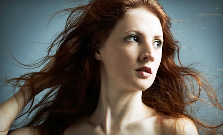 Haircare Package with Partial Highlights (a $125 value) - Ancient Spa & Boutique in Las Vegas
