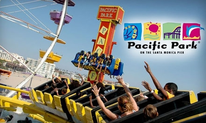 Pacific Park - Downtown Santa Monica: $10 for Unlimited Rides at Pacific Park ($21.95 Value)