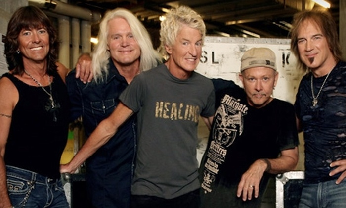 REO Speedwagon with Very Special Guest Rick Springfield and Art Alexakis - Los Angeles: $33 for One Ticket to REO Speedwagon with Very Special Guest Rick Springfield and Art Alexakis at The Greek Theatre on Saturday, June 4, at 7 p.m. ($67.05 Value)