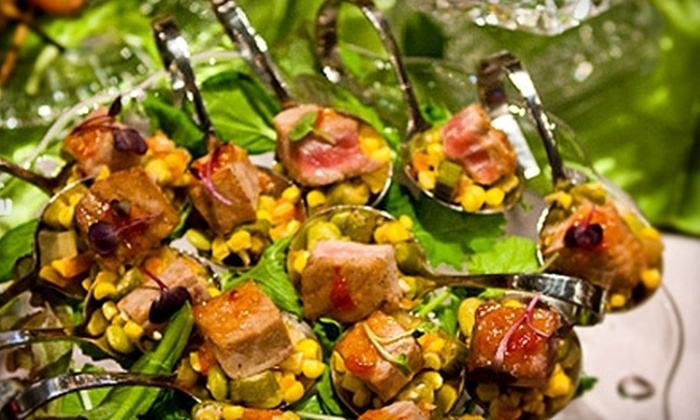 Mint - Ridgeland: $20 for $50 Worth of Dinner and Drinks or $10 for $20 Worth of Lunch and Drink at Mint