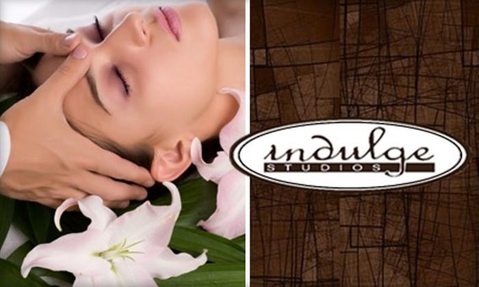 Indulge Studios - Milwaukee: $80 Worth of Hair and Skin Services at Indulge Studios