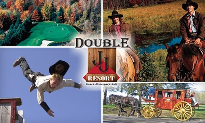 Yee-Haw Fall Festival - Grant: $12 for Two All-Inclusive Tickets to the Yee-Haw Fall Festival at the Double JJ Resort on the Back Forty Ranch