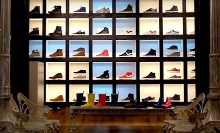 $40 Groupon to Covert Shoe Lab - Covert Shoe Lab in Manhattan