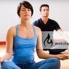 Moksha Yoga Stratford - Stratford: $39 for 10 Yoga Classes at Moksha Yoga Stratford