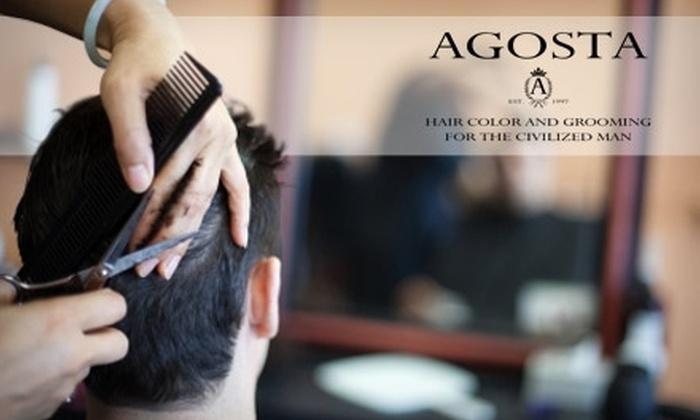 Agosta for Men - Novi: $12 for a Men's Studio Haircut at Agosta for Men ($24 Value)