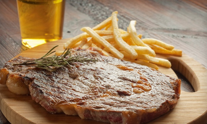 Station House Bar and Grill - West Abbotsford: $15 for $30 Worth of Classic Grilled Fare, Sandwiches, and Drinks at Station House Bar and Grill