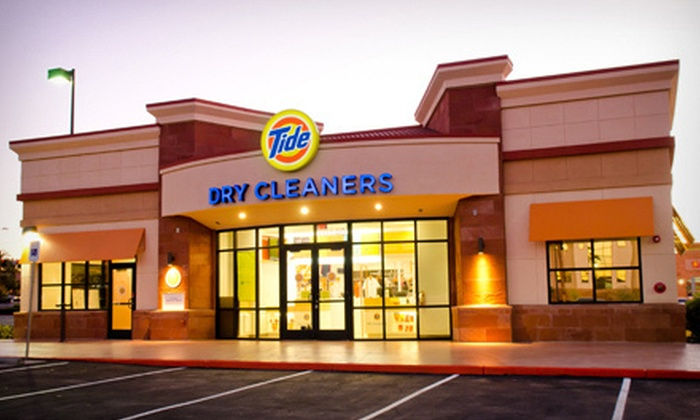 Tide Dry Cleaners - Henderson: $12 for $25 Worth of Dry-Cleaning or Laundry Services at Tide Dry Cleaners