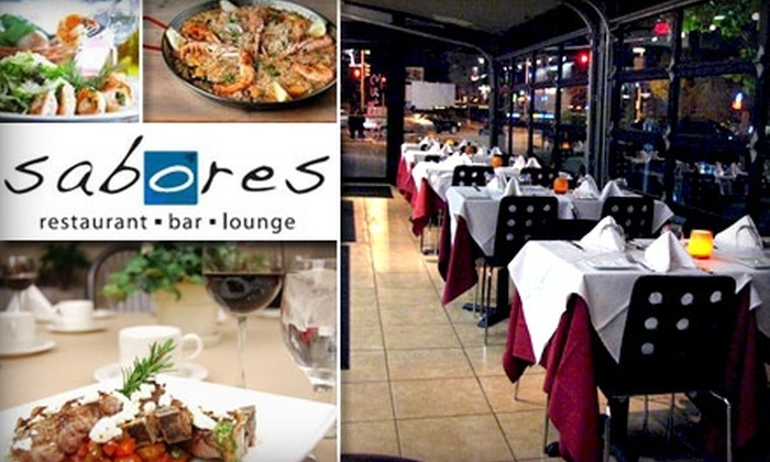 Sabores - Cleveland Park: $15 for $30 Worth of Tapas, Sangria, and More at Sabores
