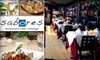 Sabores - CLOSED - Cleveland Park: $15 for $30 Worth of Tapas, Sangria, and More at Sabores