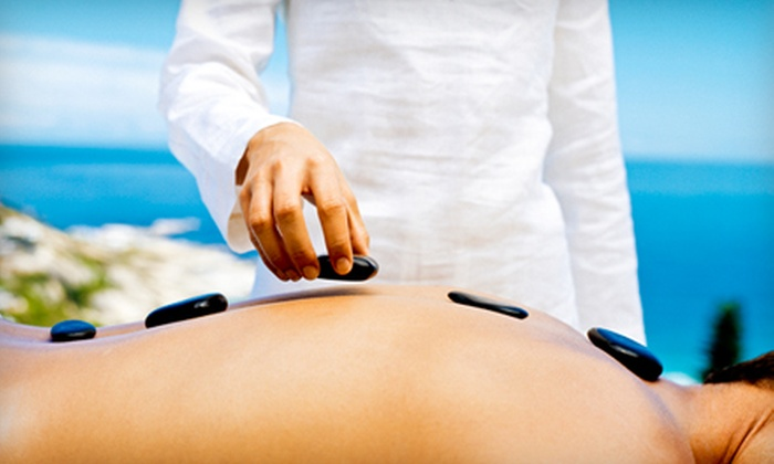 Massage Heights of Southlake - Southlake: $49 for a One-Hour Massage and Hot-Stone Treatment at Massage Heights of Southlake ($120 Value)
