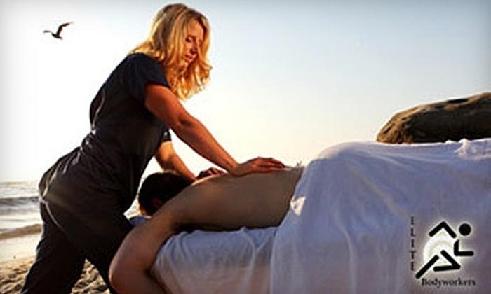 Elite Bodyworkers - La Jolla Village: $39 for a 50-Minute Massage at Elite Bodyworkers in La Jolla ($90 Value)