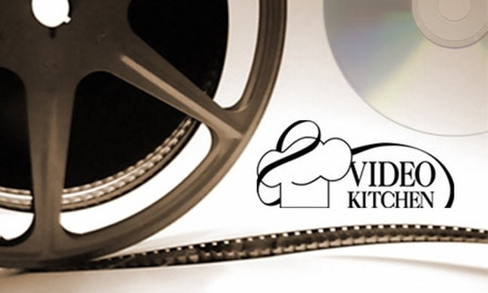 Video Kitchen - East Louisville: $9 for One 120-Minute VHS- or Camcorder-Tape Conversion to DVD at Video Kitchen ($20.14 Value)