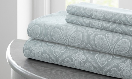 Cavendish Royal Paisley Sheet Sets. Multiple Options Available from $17.99–$24.99.