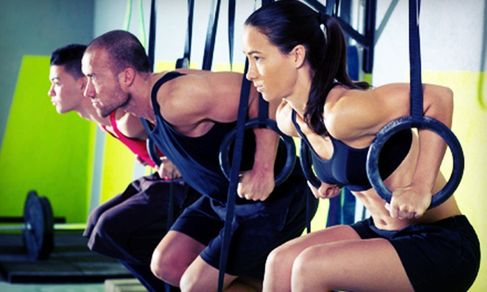 Swamp Rabbit CrossFit - West Greenville: $19 for Four On Ramp and Two CrossFit Classes at Swamp Rabbit CrossFit (Up to $140 Value)