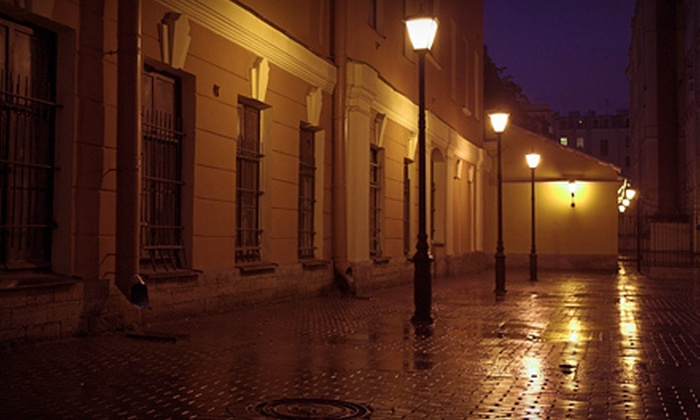 Old Charleston Walking Tours - French Quarter: Ghost or Civil War Walking Tour of Charleston for Two or Four from Old Charleston Walking Tours (Up to 54% Off)