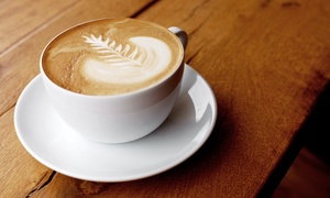 Coffee Beanery: $5 for $10 Worth of Coffee, Tea, and Smoothies at Coffee Beanery