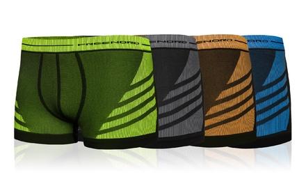 2x, 4x oder 6x Herren-Boxershorts in der Farbe nach Wahl (bis zu 84% sparen*)