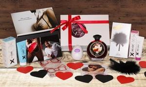 MiSensualBox: Cajas MiSensualBox eróticas a elegir con opción a añadir una nota romántica personalizada desde 19,95 € en MiSensualBox
