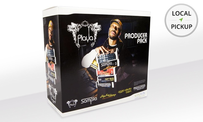 Scitscat Music - Kendall: SONiVOX Playa Producer Software 5-Pack for PC or Mac. Pick Up in Store at Scitscat Music.