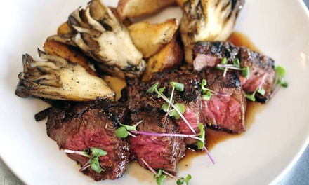 $24 for $40 Worth of Seasonal Farm-to-Table Cuisine at Noelle Restaurant