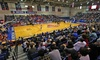 American University Men's Basketball - AU Park - Friendship Heights - Tenley: Two or Four Tickets to American University Men's Basketball at Bender Arena (Up to 64% Off). Three Games Available.