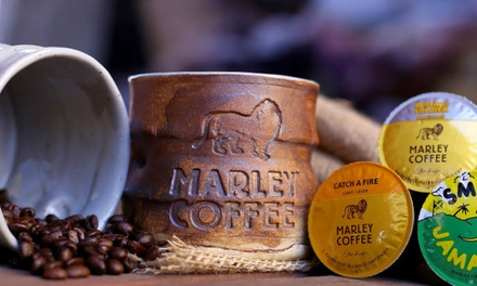 Single Cup Coffee Pods at One Brew at a Time (50% Off). Two Options Available.