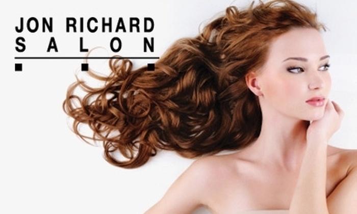 Jon Richard Salon - Cranston: $45 for $100 Worth of Hair and Skin Services at Jon Richard Salon