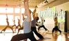 Uptown Yoga - Multiple Locations: $29 for One Month of Unlimited Yoga at Uptown Yoga ($130 Value)