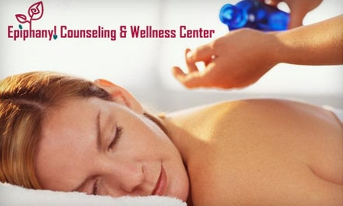 Epiphany! Counseling & Wellness Center - Murrysville: $30 for a One-Hour Swedish Massage at Epiphany! Counseling & Wellness Center in Murrysville ($65 Value)