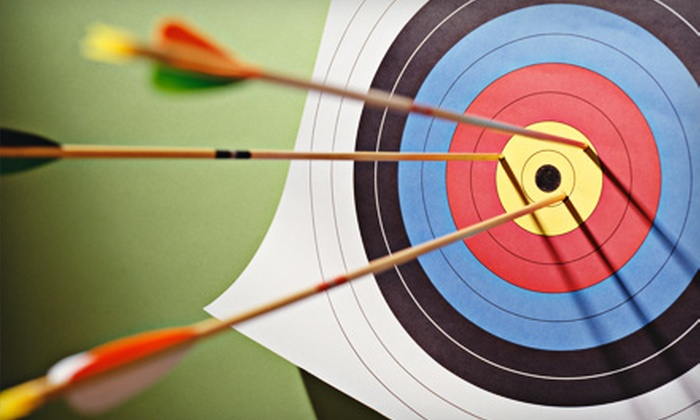 No Limits Archery - Park Hill: Three Drop-In Classes, Private Lesson for Two, or Two Private Lessons for One at No Limits Archery (Up to 56% Off)