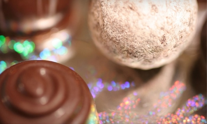 Dan's Chocolates: $10 for $20 Worth Of Chocolate Bars, Gourmet Truffles, and More from Dan's Chocolates