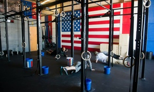 Fitness Heroics- CrossFit Epically Awesome: Four Weeks of Unlimited CrossFit Classes at Fitness Heroics (66% Off)